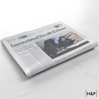 International herald tribune neswpaper