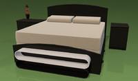 3d tempurpedic bed
