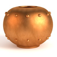 antique bowl 3d 3ds