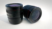 3d model of camera