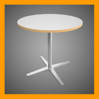 billsta table 3d model