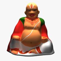 max brahmin statue