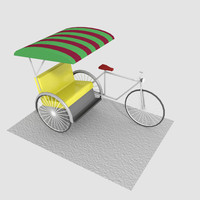 trishaw 3ds free
