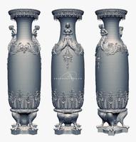 Baroque Vase