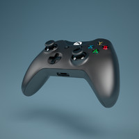 xbox controller 3d 3ds
