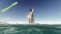 3d model arab tower