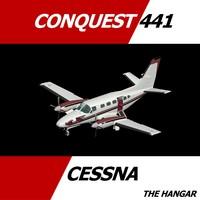 max cessna 441 conquest