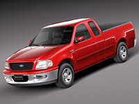 Ford F-150 1997-2003 supercab