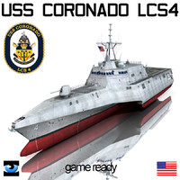 USS Coronado LCS-4