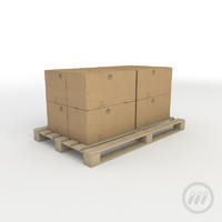 wooden pallet boxes shipping max