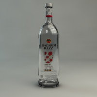 Bacardi Flavoured Rums - Razz