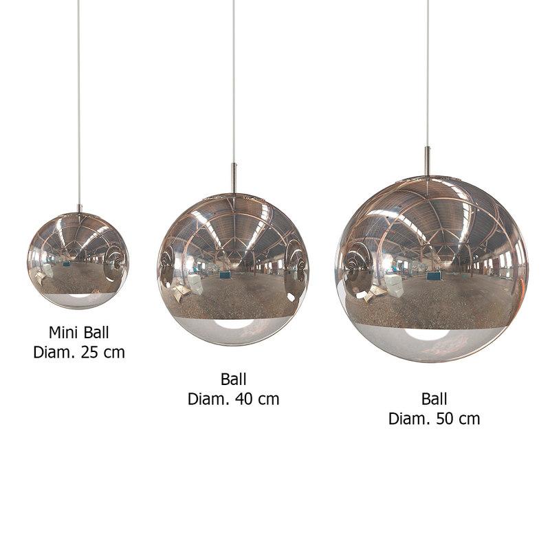 3d model tom dixon mirror ball. Black Bedroom Furniture Sets. Home Design Ideas