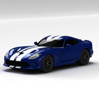 dodge viper srt 2013 model