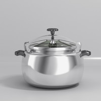 3d pan cook cooker