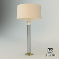 Baker Orb Table Lamp PH166G
