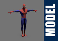 3d spiderman ed