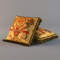 OG Library Firenze Tapestry Cushion