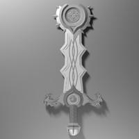 sword fbx