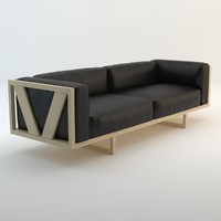 ej-555 frame sofa max