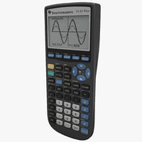 Graphing Calculator Texas Instruments TI-83 Plus