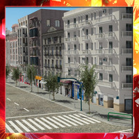 European City Block 01
