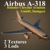 airbus dcs 3d model