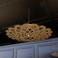 Flax Lamp