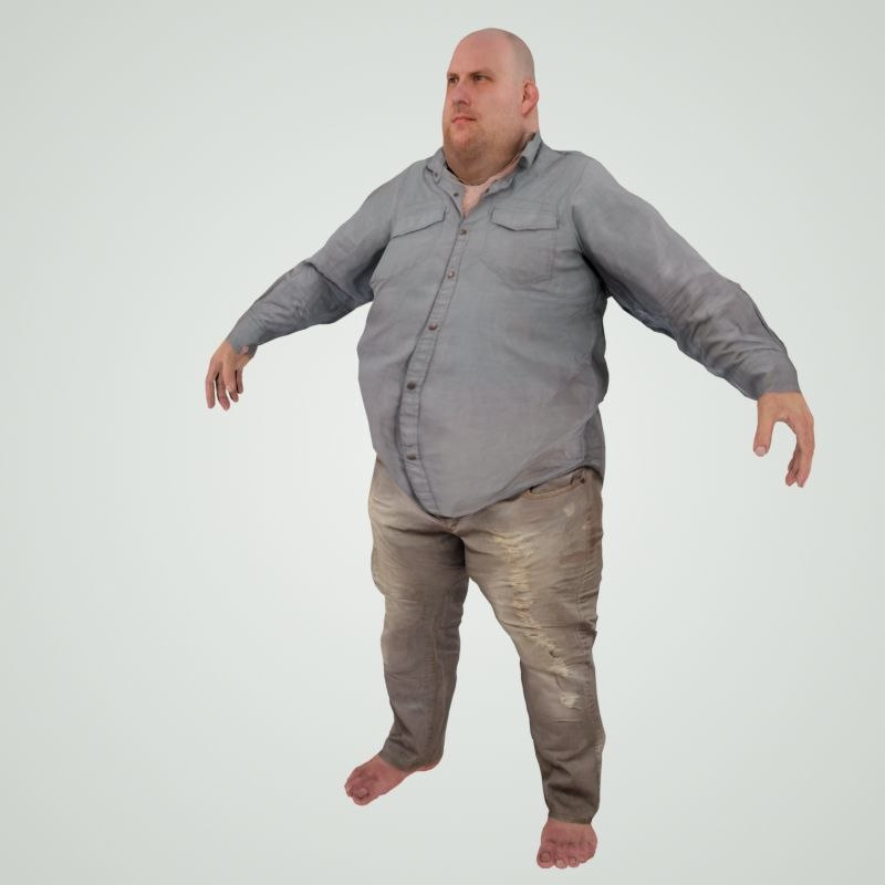 Large-Guy-Fame-ready-Low-Poly-Fat-Bald-Shirt-Bare-Feet-3D-Model-2.jpg