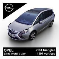 Opel Zafira Tourer C 2011