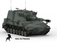 VCA-155 Palmaria  North Scheme