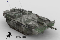 STRV-103 C Winter Scheme