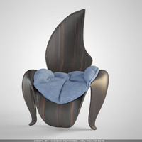 tree chair 3ds
