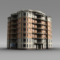 apartment building lwo