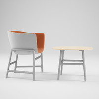maya minuscule chair table