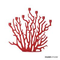 driade tenochitlan candleholder 3d model