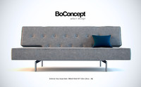 3ds boconcept sofa bed