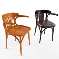 viennese chair 3d model