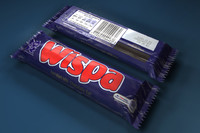 wispa (chocolate bar)