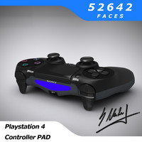 3dsmax sony ps4 controller