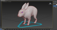 Rigged Rabbit
