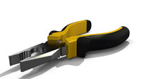 3d model pliers solidworks