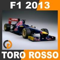 F1 2013 Toro Rosso STR8 - Scuderia Toro Rosso