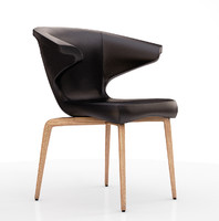 3d model classicon munich armchair