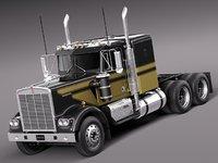 1974 truck 3d 3ds