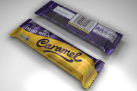 dairy milk caramel