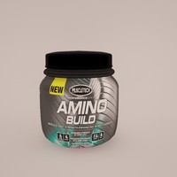 3d amino build