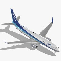 max boeing 737-800 ana