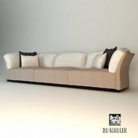 sofa fendi amore