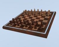 Chess board Mk1