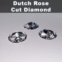 dutch rose cut diamond max